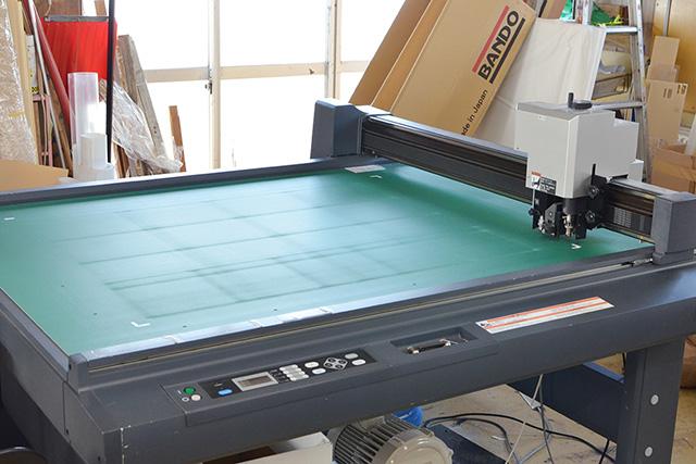 フラットベッドカッティングプロッタ MIMAKI CF2-0912